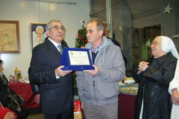 primo premio a Rossano De Grandis